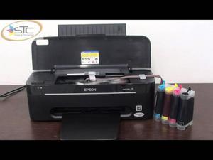 Impresora de Inyección Stylus T25 con sistema de recarga