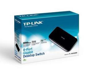 Switch Tplink 8 Port Gigabit Tlsgd