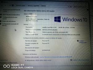 Vendo O Cambio Portatil Samsung Core I5