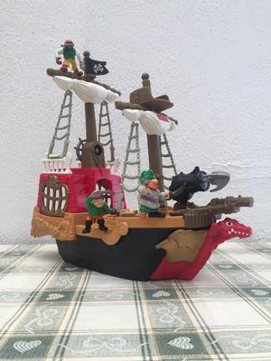 Barco Pirata Fisher Price