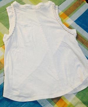 Blusita para Niña Talla 10 Marcaoffcorss