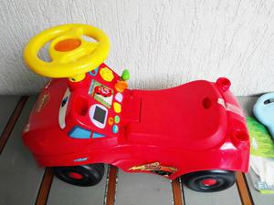 Carro DISNEY CARS Correpasillos Didactico para Bebes niños