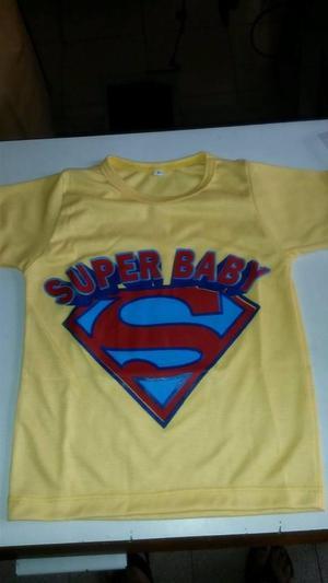venta de camisetas para niño estampadas