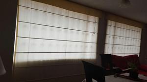 2 cortinas de sala medidas