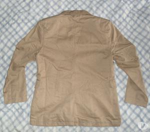 Chaqueta tipo blazer beige tallas S,m,l,xl