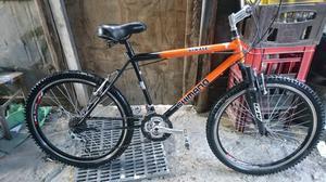 Vendo Bicicleta Todo Terreno con Carta