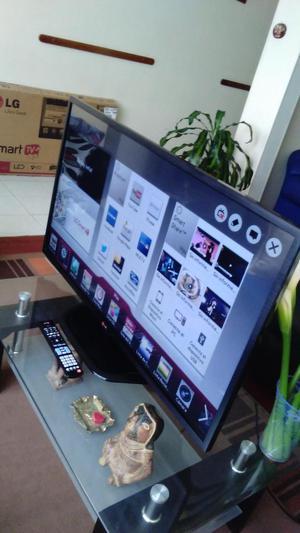 APROVECHE LINDO SMART TV LG LED DE 42 PULGADAS COMO NUEVO Y