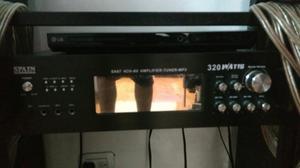 Amplificador 320w Spain Y 2 Cabinas