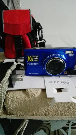Camara Digital Fujifilm 16 Mpx Bat.litio