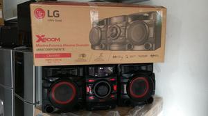 Equipo Lg Bluetooth Ultra Potente Xboom