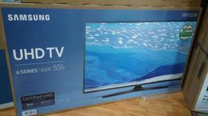 SAMSUNG SMART TV 4K 55 PULGADAS
