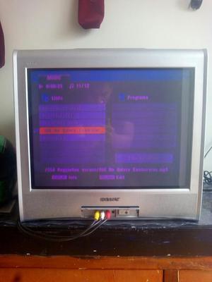 Tv Sony de 21