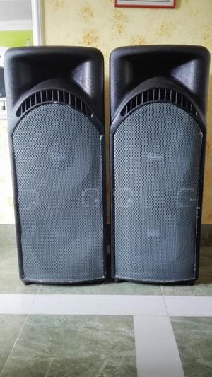 cabinas de sonido doble parlante SPAIN de  vatios cada