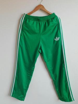 Adidas Originals Pantalón Sudadera Verde