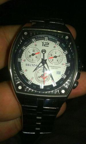 Bonito Reloj Sector Original, Muy Poco Uso, Excelente Estado