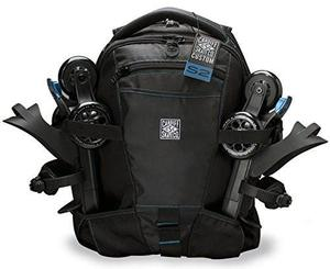 Cardiff Skate Co. Skate Backpack With Blue Accent, !