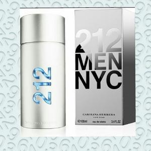 Perfume 212 Men Carolina Herrera