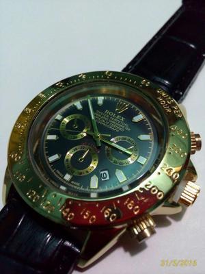 Reloj winner men rolex analogo!24 dayt!.!acero/pulso c/