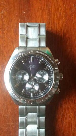 Vendo Reloj Guess Cronografo Original