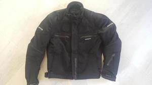 chaqueta moto shaft usada