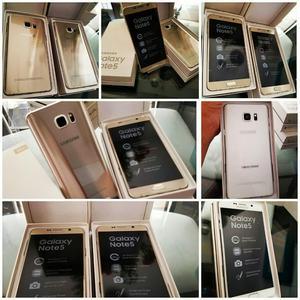 Galaxy Note 5 Nuevas Americanas Oferta