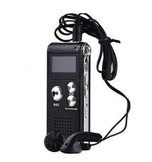 Klaren 8gb Spy Mini Usb Flash Digital Audio Voice !