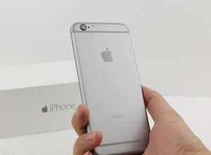 SE VENDE IPHONE 6 GRIS 16GB, PERFECTO ESTADO