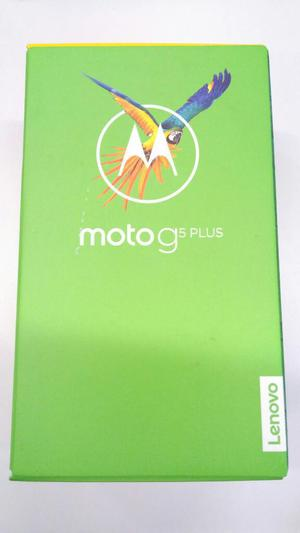 Vendo Celular Moto G5 Plus Nuevo