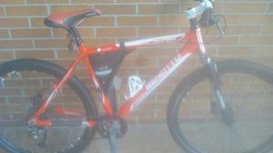 Bicicleta Benotto Aluminio Rin 26 Grupo