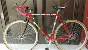 Bicicleta Ruta Carreras Cinellis Negocia