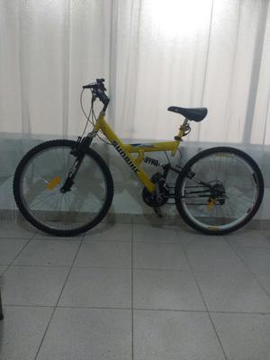 Bicicleta Todoterreno con Muy Poco Uso