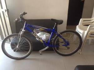 Bicicleta todo terreno GW en aluminio $