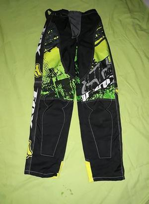 PANTALON DE BICICROSS MARCA FOX