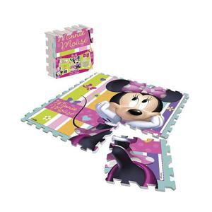 Tapete Magico Minnie Bow Tique