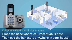 Vtech Ds Dect 6.0 Telefono Inalambrico Con Bluetooth!!