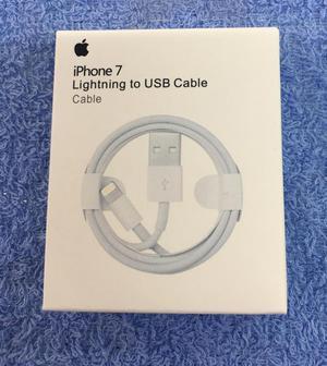 Cables Originales para iPhone 7