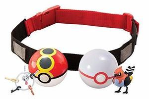 Cinturon De Pokebola Pokemon Clip Envio Gratis