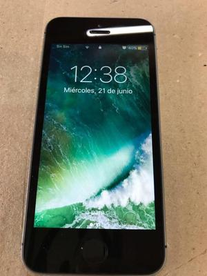 Iphone 5s de 16gb De Huella Como Ipod O Solo Para Redes