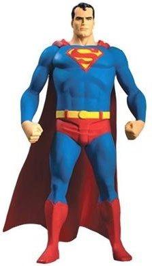 Showcase Presents Series 1: Superman Action Figure !