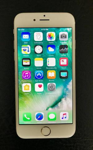iPhone 6 16GB como nuevo