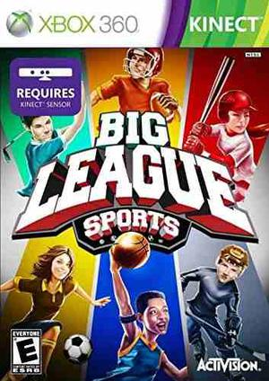 Big League Sports Para Kinect - Xbox 360
