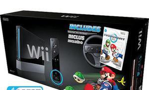 Consola Nintendo Wii Mario Kart Edition