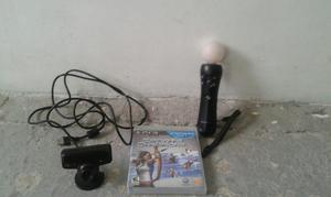 Kit Move Ps3 Completo