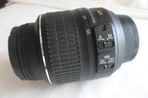 Nikon A F - S D-x mm F/3.5 Lente Zoom, Como Nuevo.