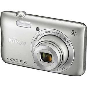 Nikon Coolpix S Mp Cámara Digital Wifi (8x Zoom Óptico,