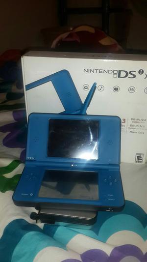 Nintendo Ds Xl Azul