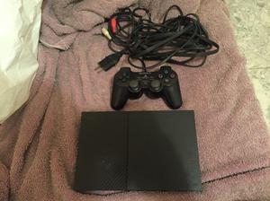 PS2 EN EXCELENTE ESTADO CON CONTROL ORIGINAL !!!!!!!!!!!