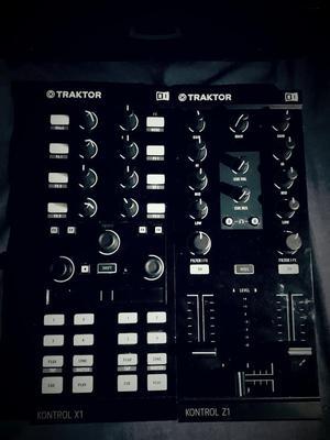 TRAKTOR X1 TRAKTOR Z1
