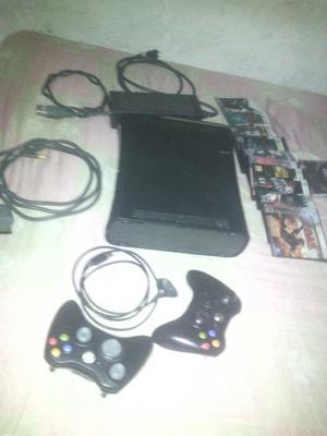 Vendo Xbox 360, con Todo!!