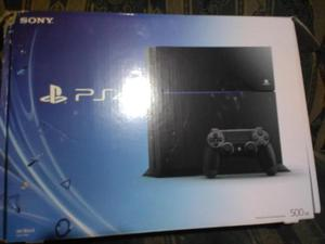 Vendo ps4 Playstation 4 Con 1 control 10 juegos digitales y